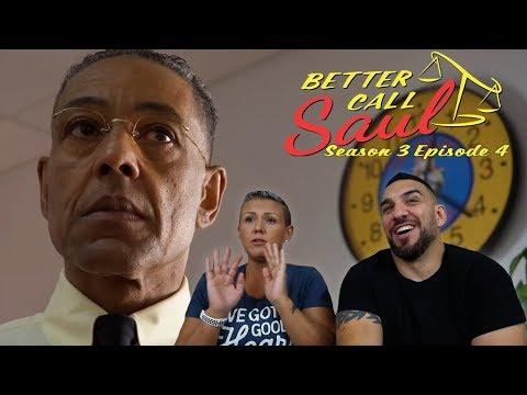 Better Call Saul Season 3 Episode 4 'Sabrosito' REACTION!!