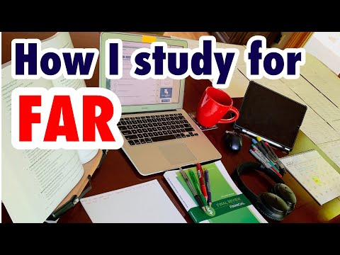 How To Pass FAR CPA Exam in 2020 - YouTube