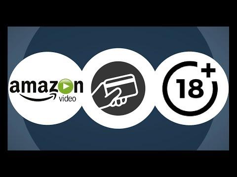 Bei AMAZON VIDEO das Alter bestätigen - Schritt für Schritt    BEZAHLEN.NET