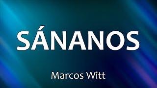 C0121 Sánanos - Marcos Witt  S