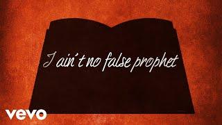 Bob Dylan - False Prophet (Official Lyric Video)
