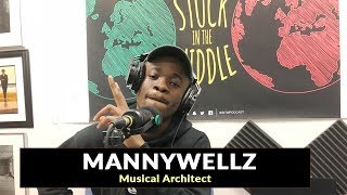 Mannywellz talks touring with Jidenna, Dream Act & DACA, SoulFro project + more