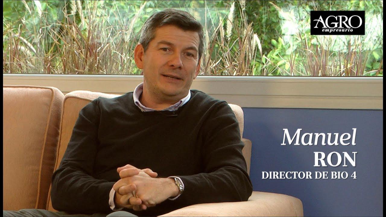 Manuel Ron - Director de Bio 4