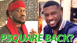 IS PSQUARE TRULY BACK TOGETHER?