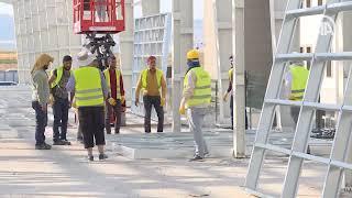 FETÖ davaları için yeni duruşma salonları inşa ediliyor