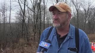 Hardin County suffers a landslide
