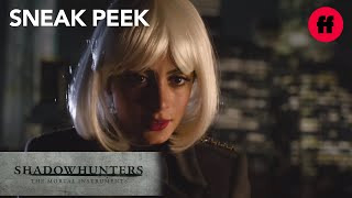 Shadowhunters | Season 1, Episode 1 Sneak Peek: Following A Demon | Freeform