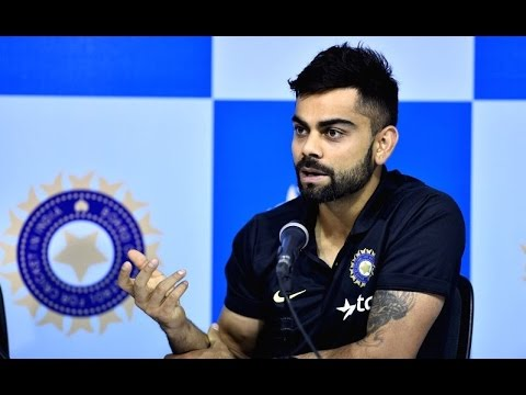 Virat Kohli addressing in the Press Conference || First Conference as ODI Captain ||