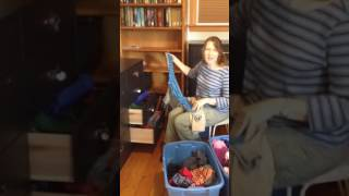 Sorting Dressers and Organizing Hand-Me-Downs