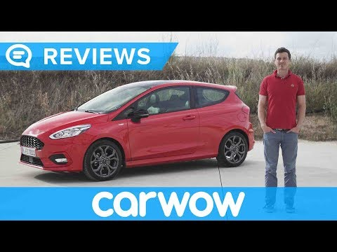 New Ford Fiesta 2018 Review  - The Best Small Car? | Mat Watson Reviews