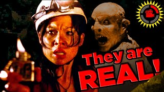 Film Theory: The Scary Monsters Living Under Your Feet! (The Descent)