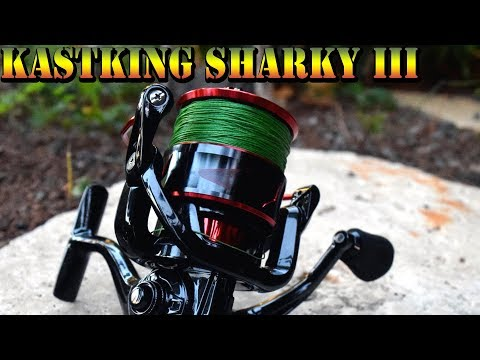 The BEST $50 Reel of 2018? KastKing Sharky III Fishing Reel Review – KastKing Sharky 3 2000-5000