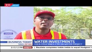 Coca-cola sinks 2.5M on water project to serve 1500 people in Isiolo