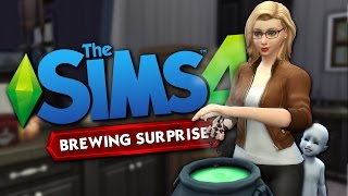 MALE VAMPIRE ALIEN PREGNANCY - The Sims 4 Funny Story #8