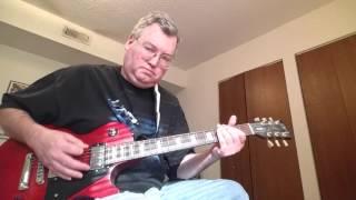 Ace Frehley-Separate-rhythm guitar