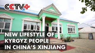 Lifestyle of Kyrgyz People in Northwest China at Crossroads Between Tradition Versus Modernity