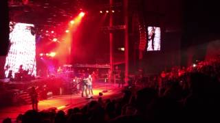Let It Go By Zac Brown Band at Red Rocks