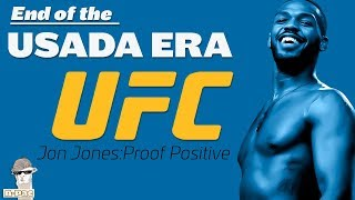 Why The UFC is Dropping - Anti-Doping Program