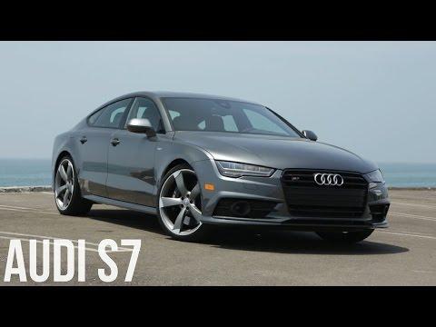 2016 Audi S7 Interior, Exterior and Drive