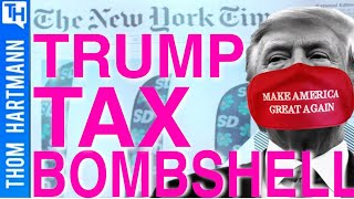 Will the New York Times Taxes Report Sink Donald Trump? (w/ Tony Schwartz )
