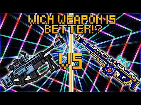 Pixel Gun 3D - Overseer VS Third Eye