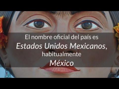 """Fundéu BBVA: """"México"""", mejor que """"Méjico"""", y su capital, """"Ciudad de México"""""""