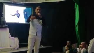 preview picture of video 'فيديو ديروط | إفتتاح عرض العاشق والدرويش لفريق كواليس المسرحي والمخرج عماد جمال يرحب بالحضور'