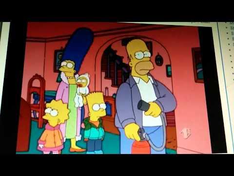 L'albero di Natale dei Simpson