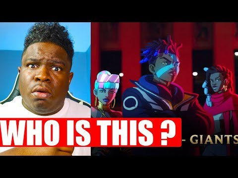 True Damage - GIANTS (ft. Becky G, Keke Palmer, SOYEON, DUCKWRTH, Thutmose) - REACTION