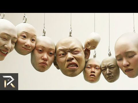 AMAZING Art Displays That Will Make You Look Twice