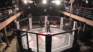 SUXROB RAXIMBEKOV  UZBEK KRASIVA POBEDIL AMBALA  MMA 2016