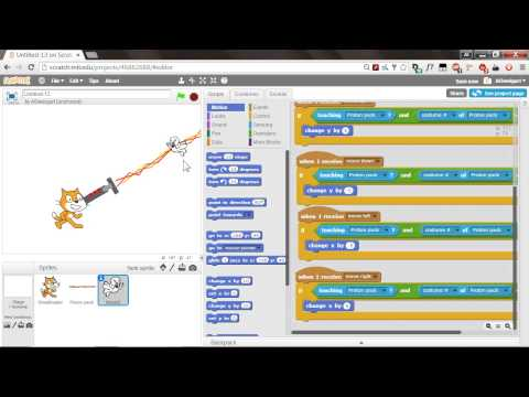 Ghostbusters – Invent with Scratch 2.0