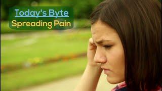 Spreading Pain