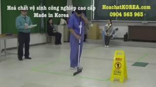 Hướng dẫn vệ sinh làm sạch khách sạn | HoachatKOREA.com