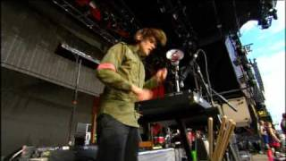 Arcade Fire - Neighborhood #3 (Power Out) | T in the Park 2007 | Part 5 of 6