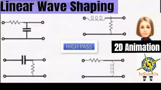 Introduction to linear wave shaping Circuits   Pulse and Digital Circuits #infinity2u