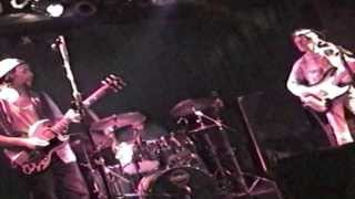 "Noel Redding w ""CORK"" (Jimi Hendrix Exp) @ Wetlands 1998 Pt 1 ""Never In My Life"" (Leslie West)"