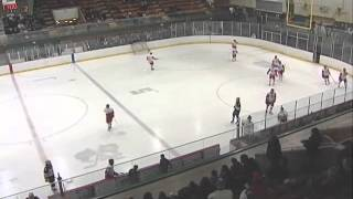 preview picture of video 'High School Hockey: Port Huron High Vs. Port Huro'