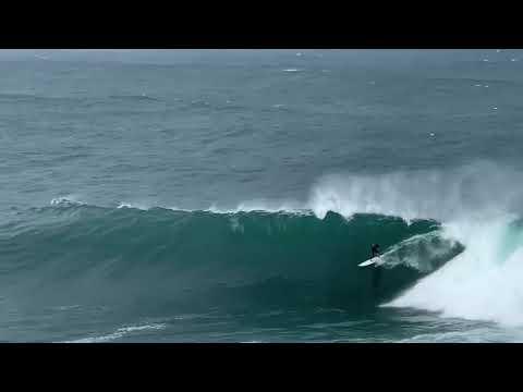 Heavy Surf at Deadmans