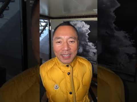 文字版:郭文贵谈马云辞职的真正的目的与动机
