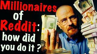 Millionaires Of Reddit: how did you do It? (AskReddit Top Posts | Best of Reddit Stories | updoot)
