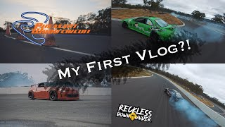 My first Vlog | Reckless Down Under | FPV drifting!