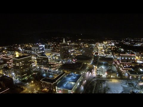 Christmas Lights Are Better When Viewed Via Drone