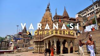 Varanasi Sightseeing : Ramnagar Fort, Durga Temple, Ratneswar Mahadev Temple | Silk Factory - Download this Video in MP3, M4A, WEBM, MP4, 3GP