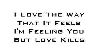 King Lil G  Love Kills Ft Kryptonite With Lyrics On ScreenAK47 Boyz Mixtape 2014
