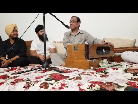 DAY WITH USTAD GHULAM ALI KHAN