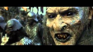 The Lord Of The Rings : Sam and Frodo in Mordor -Deleted scene
