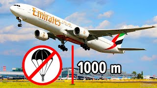 Why Airplanes Don't Have Parachutes