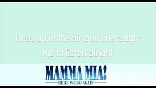 When I kissed the teacher (LYRICS) | Mamma Mia 2