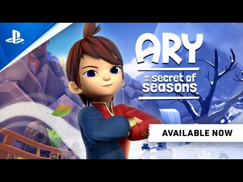 Trailer de Ary and the Secret of Seasons
